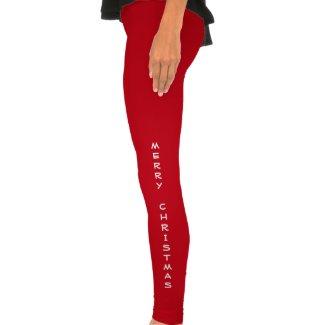 Ho Ho Ho Merry Christmas Legging