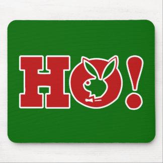 Ho Ho Ho Merry Christmas Mouse Pad