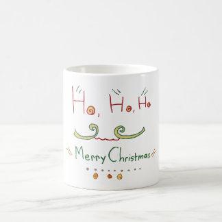 HO HO HO Merry Christmas Mug