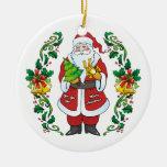 Ho Ho Ho Merry Christmas Ornament