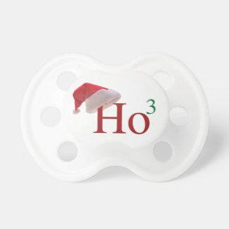 Ho Ho Ho Merry Christmas Pacifier