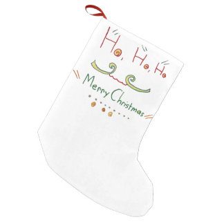 Ho Ho Ho Merry Christmas Stocking