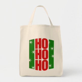 Ho Ho Ho Merry Christmas Tote Bag