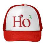 Ho Ho Ho ... Mesh Hats