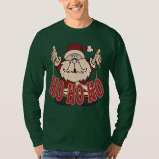 Ho Ho Ho navidad de Papá Noel el | Remeras