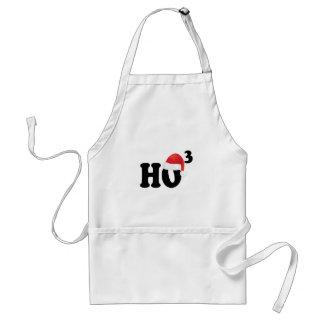 HO HO HO or... HO3 Adult Apron
