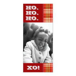 Ho. Ho. Ho. Photo Card
