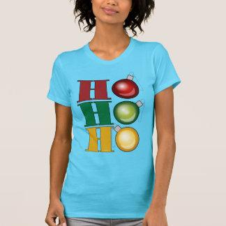 Ho Ho Ho Camisetas