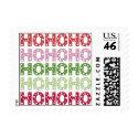 Ho Ho Ho. stamp