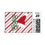 Ho Ho HO! Postage