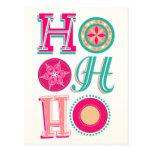 ¡Ho-ho-ho! Postal