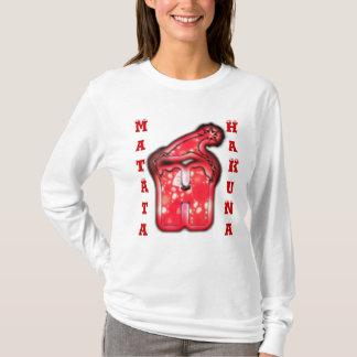 HO HO HO Santa Christmas HakunaMatata Gift Tshirts