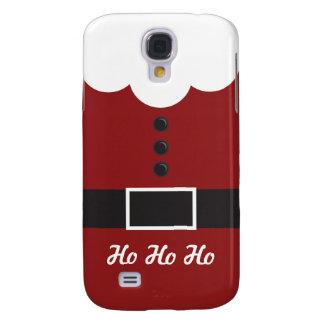 Ho Ho Ho Santa Christmas Samsung Galaxy S4 Case