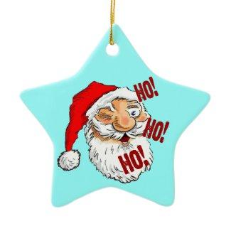 Ho Ho Ho Santa Claus