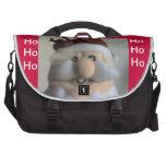 Ho ho ho Santa messenger Bag Laptop Bag