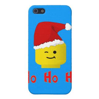 Ho Ho Ho Santa Minifig Head iPhone 5 Covers