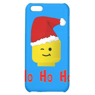 Ho Ho Ho Santa Minifig Head Cover For iPhone 5C