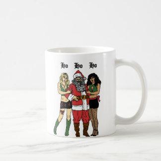 Ho Ho Ho Santa Mug