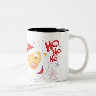 Ho-HO-ho santa mug