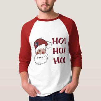 ¡HO! ¡HO! ¡HO! Santa Playeras