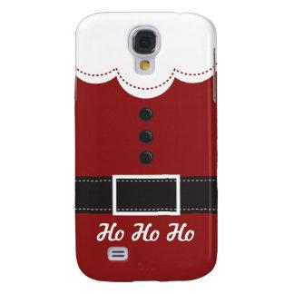 Ho Ho Ho Santa Suit Christmas Galaxy S4 Case