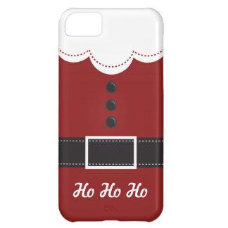 Ho Ho Ho Santa Suit Christmas iPhone 5c Case