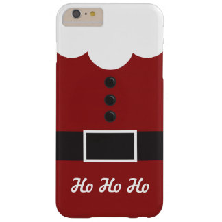 Ho Ho Ho Santa Suit Christmas iPhone 6 Plus case