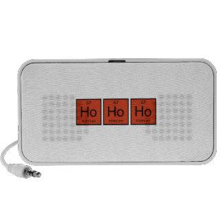 Ho Ho Ho Laptop Speaker