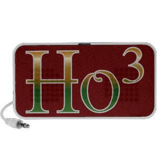 Ho ho ho iPhone speakers