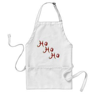 Ho Ho Ho! Spicy Holiday Apron