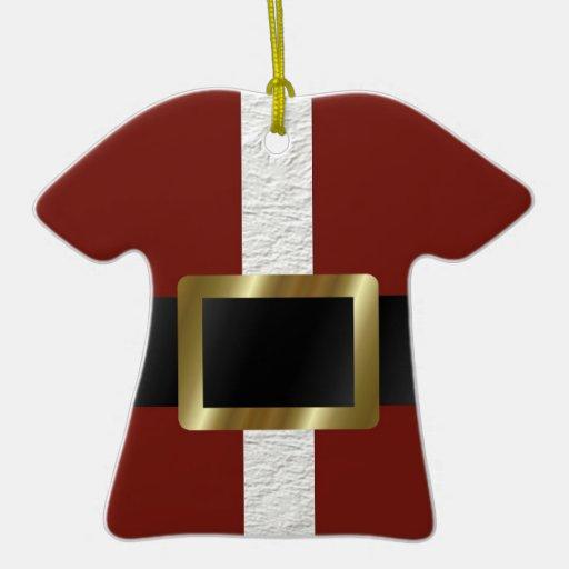 Ho Ho Ho T-Shirt Ornament