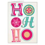 ¡Ho-ho-ho! Tarjetón