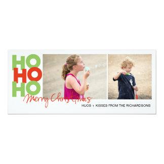 Ho Ho Ho x2 Card