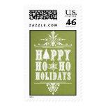 Ho Ho Holidays - Wicked Postage
