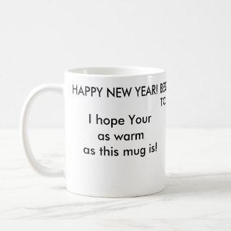 HO HO HOMERRY CHRISTMAS!!!, HAPPY NEW YEAR! BES... COFFEE MUG