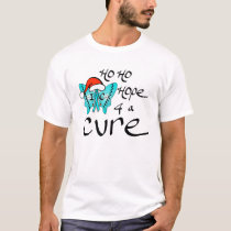 Ho Ho Hope 4 a Cure to IC T-Shirt