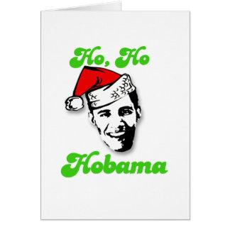 Ho, Ho, Obama Felicitaciones