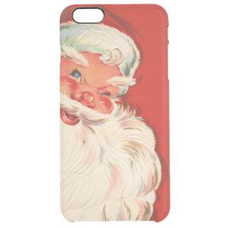 Ho Ho Santa Clear iPhone 6 Plus Case