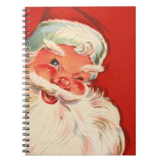 Ho Ho Santa Notebook