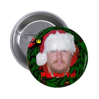 Ho! Ho! Yo! Button