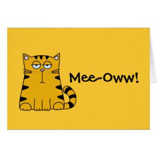 Ho Hum Kitty Cards