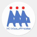 HO Kaufhalle Sticker