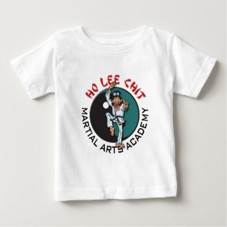 Ho Lee Chit Martial Arts Academy Tee Shirt