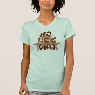 ho lee chit spoof funny t-shirt design