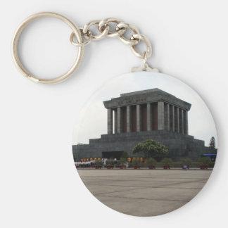 ho mausoleum keychain