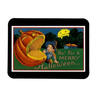 ¡Ho! por un feliz Halloween Iman