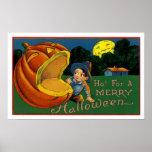 ¡Ho! Por un feliz Halloween Impresiones