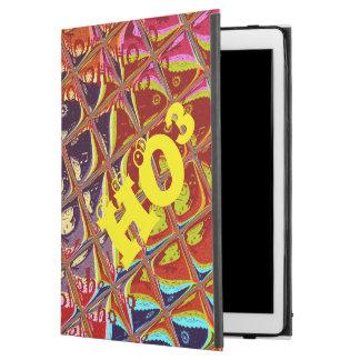 "HO³ Santa special Tiles Reflection Christmas Color iPad Pro 12.9"" Case"