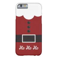 Ho   Santa Suit Christmas iPhone 6 case