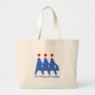 HO supermarket Large Tote Bag